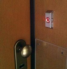 φωτογραφίες απο τις ηλεκτρονικές κλειδαριές ilock, σε είσοδο πολυκατοικίας
