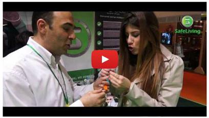 video στο youtube απο την safeliving για τις ηλεκτρονικές κλειδαριές